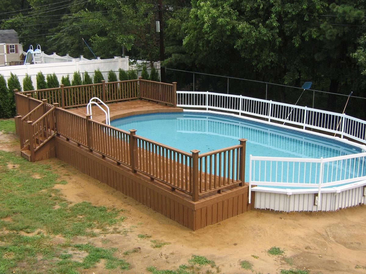 Underground or Aboveground Pool? - SE Pool Supply & Chemical ...