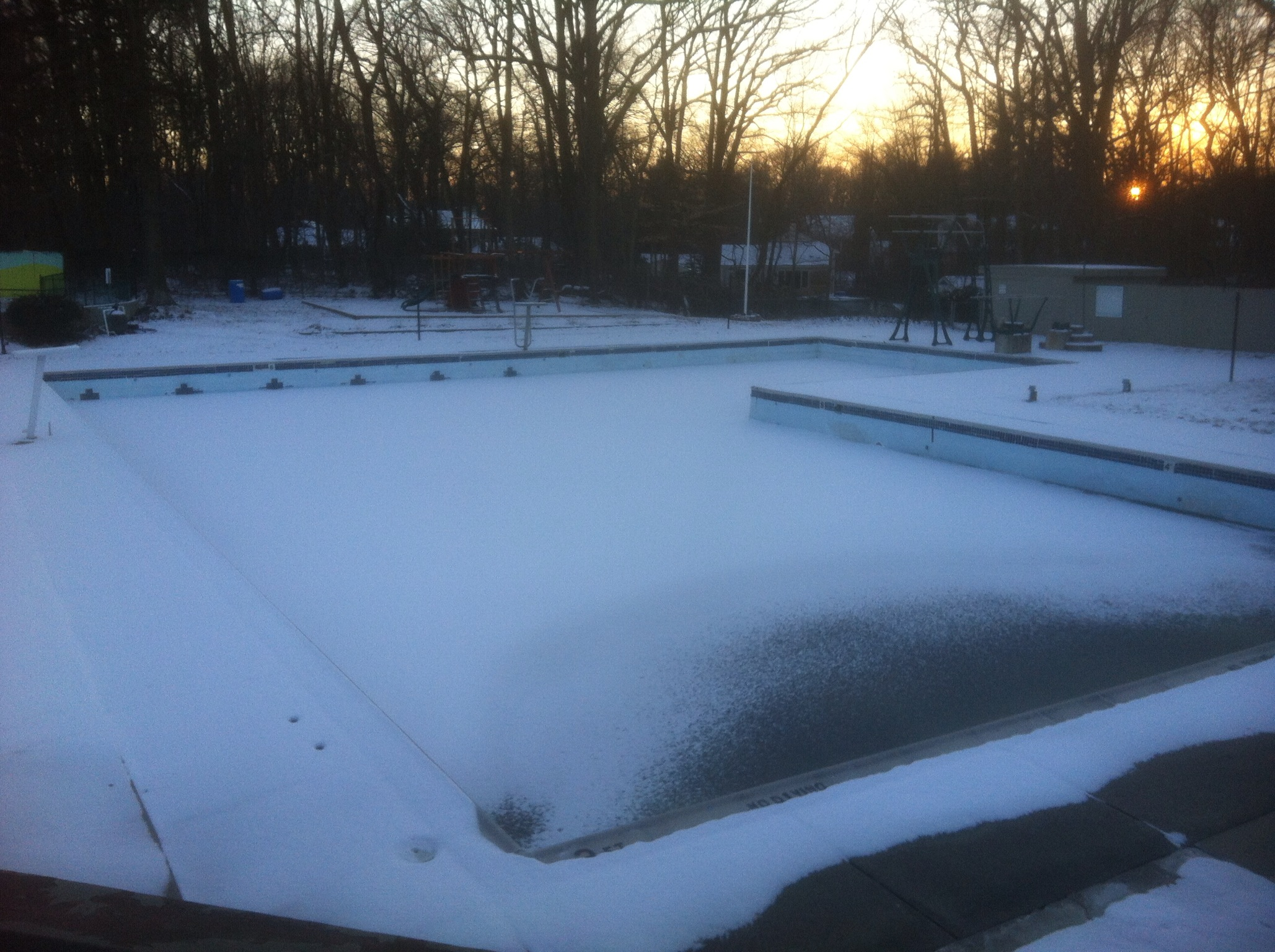 Florida Pools In The Winter Se Pool Supply Chemical Inc